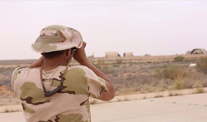 Hafter milisleri savaş meydanlarında 48 ceset bıraktı