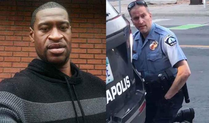 Floyd'u öldüren polis 2. derece cinayetten yargılanacak