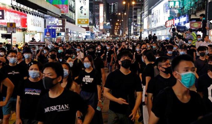 Pekin'den Hong Kong'un özerkliğini sonlandıran yasa