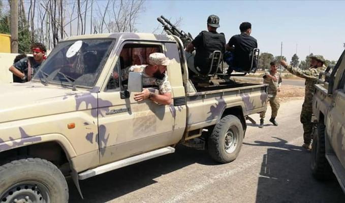 Trablus'taki siviller Hafter'in saldırılarından kurtarıldı