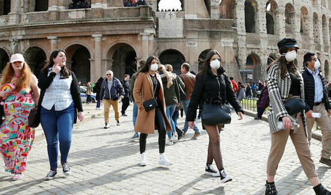 İtalya'da ölenlerin sayısı 33 bin 846'ya yükseldi