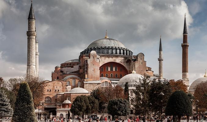 Borsa İstanbul'dan açılışta Ayasofya göndermesi