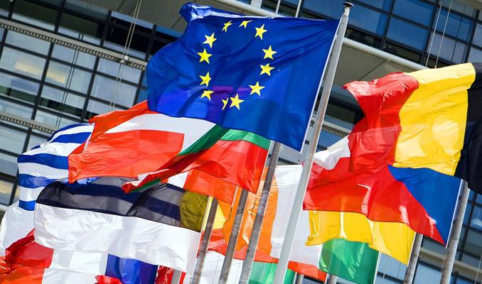 Avrupa'da sanayi üretimi yükseldi