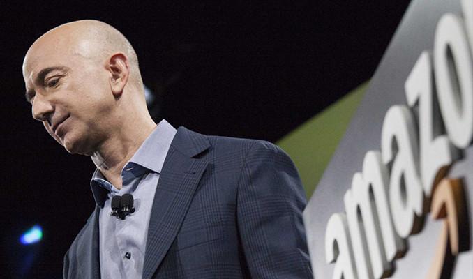 Bezos tarihi nafakayı telafi etti
