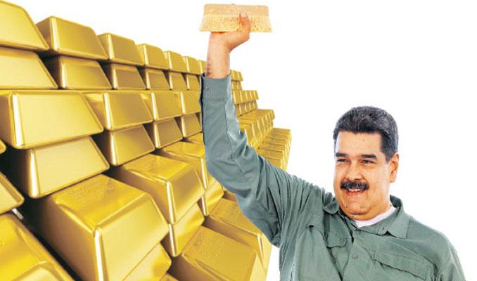 İngiltere, Venezuela'nın altınlarını geri vermiyor