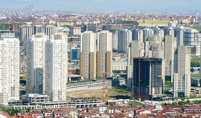 İstanbul'da haziranda en fazla konut Esenyurt'ta satıldı