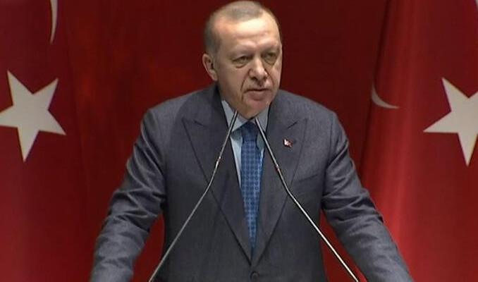 Erdoğan: Yatırımlarımız gelecek nesillere miras olacaktır