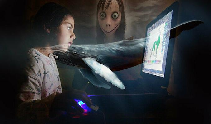 Çocukları ölüme sürükleyen oyun