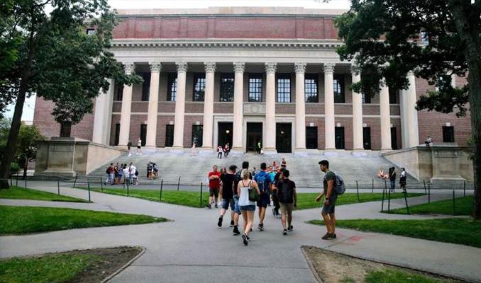 Harvard: Gelecek yıl tüm dersler internetten yapılacak