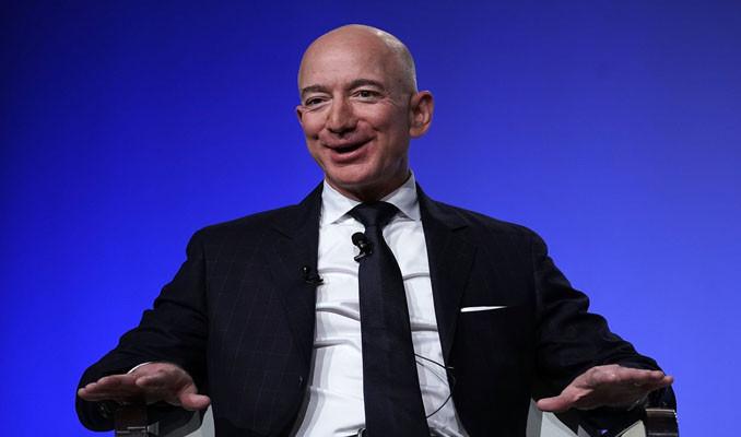 Bezos'un serveti 180 milyar dolar barajını aştı!