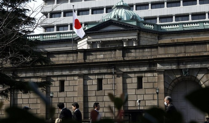 Japonya'da banka kredileri yüzde 6,2 arttı