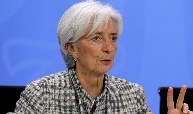 Lagarde'dan 'değişiklik yok' mesajı