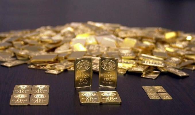 Gram altın 457 lira seviyelerinde