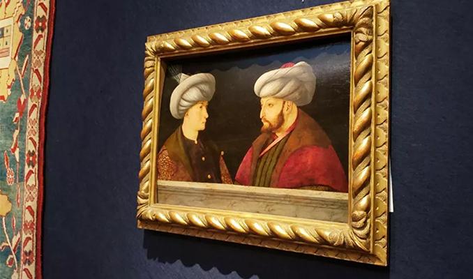 Fatih Sultan Mehmet tablosu kargo ile gelecek