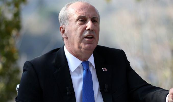 CHP'den Muharrem İnce'nin iddialarına yanıt geldi