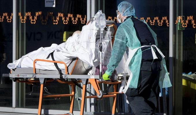 Dünya genelinde korona virüs vaka sayısı 21 milyonu aştı