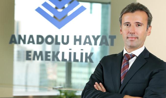 Anadolu Hayat Emeklilik'te üst düzey atama