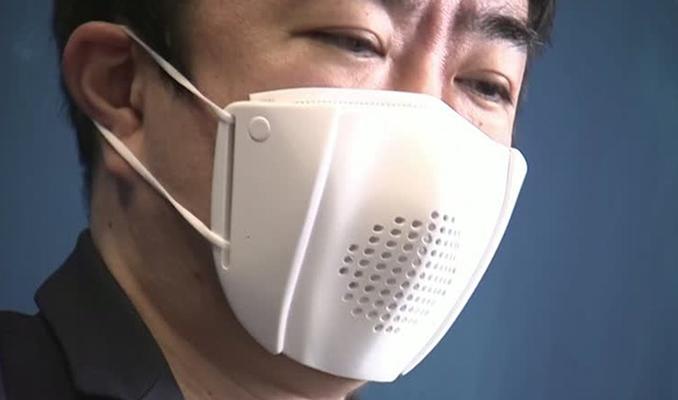 8 dil çeviren maske