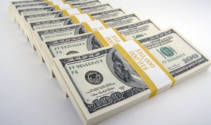 Dolar 6,96 lira seviyesinde
