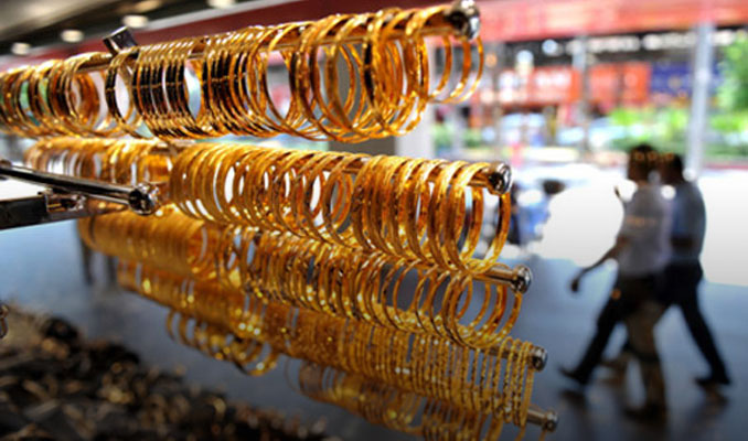 Kapalıçarşı'da altın fiyatları 06/08/2020