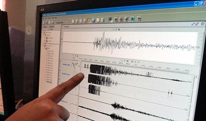 Bitlis'te 4.6 büyüklüğünde deprem!