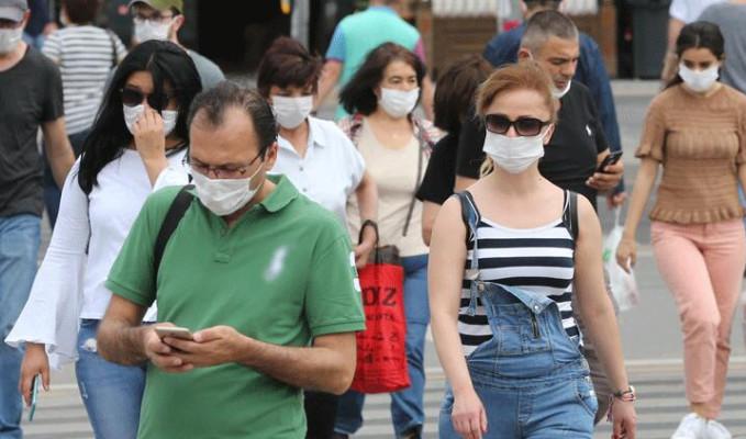 Sıcaklarda maskeyle serin kalmanın yolları