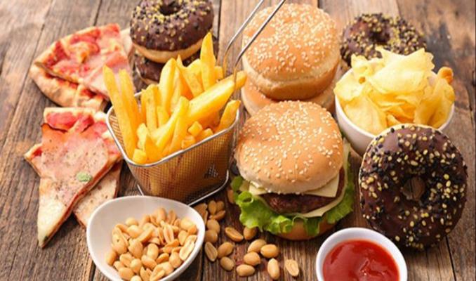 Aşırı işlenmiş gıdalar biyolojik yaşlanmayı hızlandırıyor