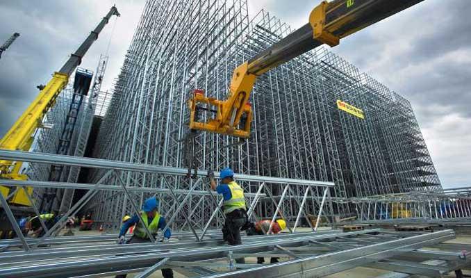 ABD'de inşaat harcamaları arttı