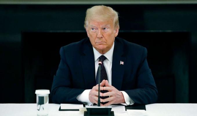Trump: 2017'de Esad'a suikast emri vermek istedim
