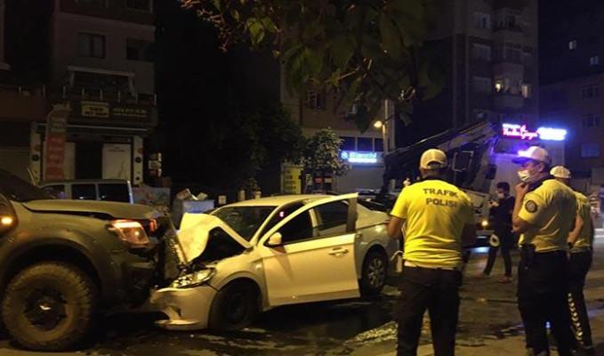Ataşehir'de makas dehşeti