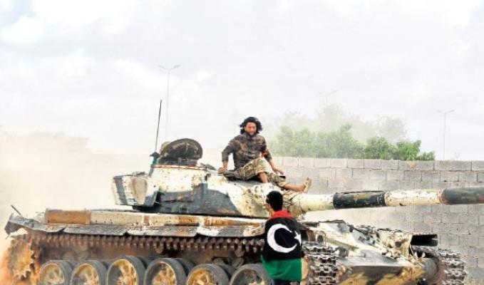 BM'den Libya kararı