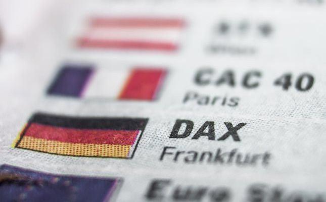 Avrupa borsaları aşağı yönlü