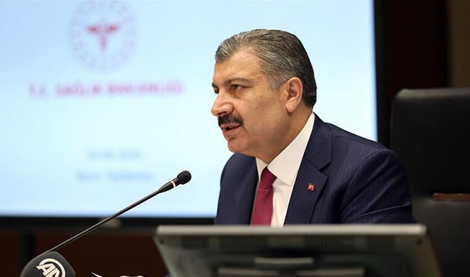 Türkiye'de vaka artış hızı azalıyor