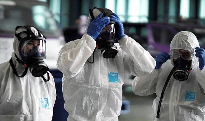 Korona virüsten ölenler 1 milyonu aştı