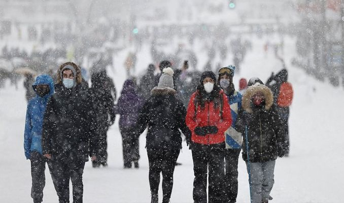 İspanya'da kar fırtınası: 3 ölü!