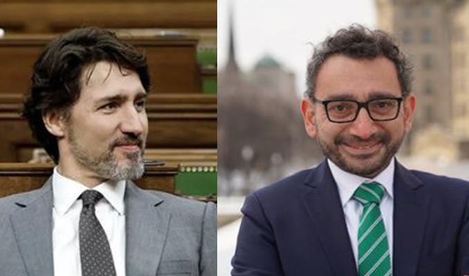 Trudeau, kabinesine bir Müslüman bakan daha ekledi