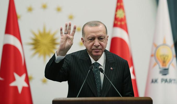 Erdoğan: Bizi dostun attığı gül yareler