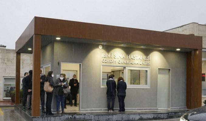 Türkiye'nin ilk akıllı korona virüs test merkezi açıldı