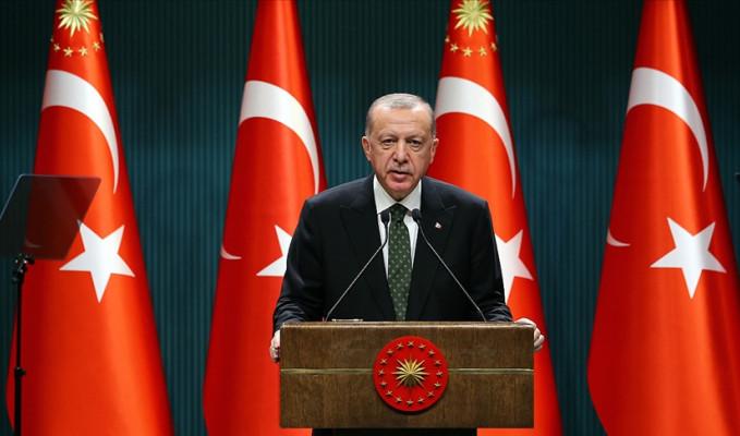 Erdoğan'dan dikkat çeken sosyal medya mesajları