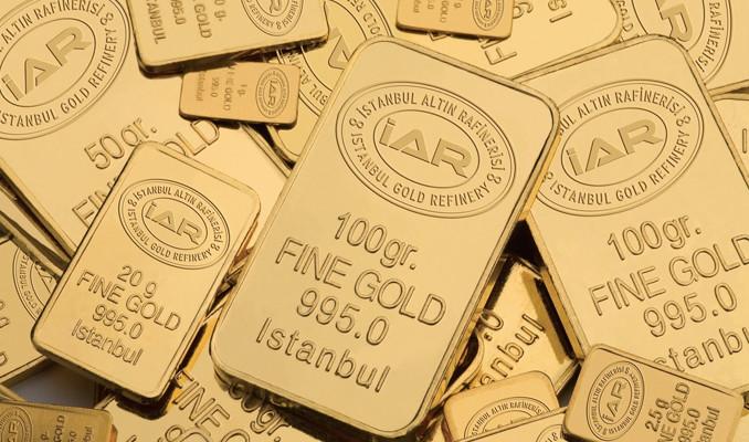 Gram altın doları takipte