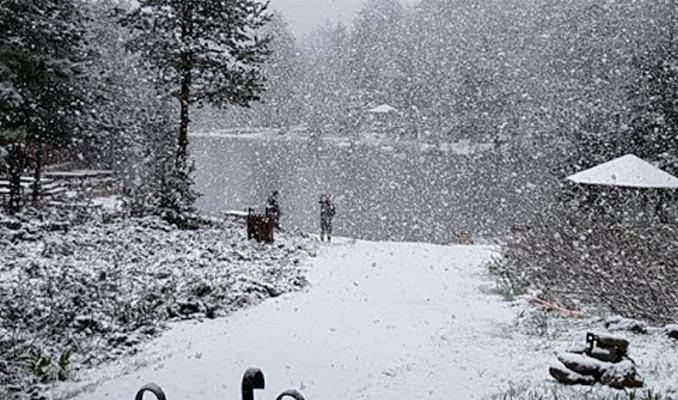 Meteoroloji uyardı: Yoğun kar!