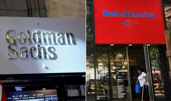 Goldman Sachs'ın karında rekor artış