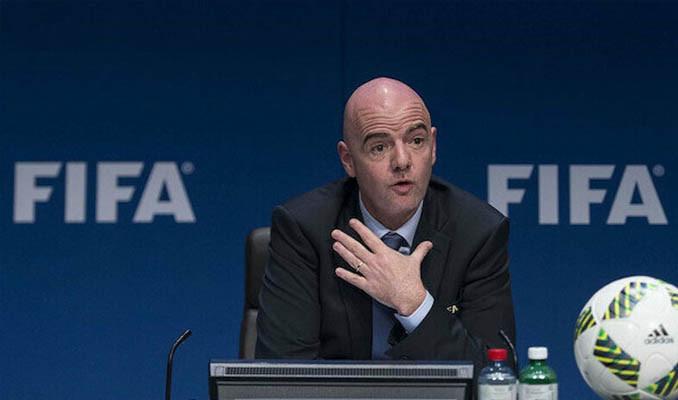 FIFA ve UEFA resti çekti: Men ederiz