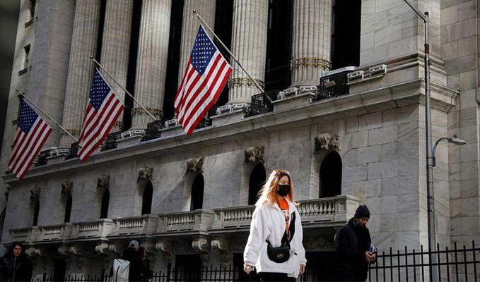 ABD ekonomisi yüzde 3,5 küçüldü