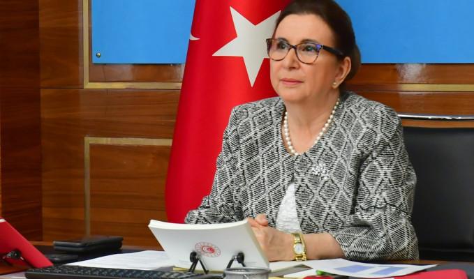 Bakan Pekcan: Kovid-19 sürecinde ticaret akışlarının devamı önemli