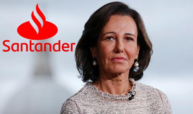Santender İcra Kurulu Başkanı: Finansal sisteme sıfırlama gerekiyor