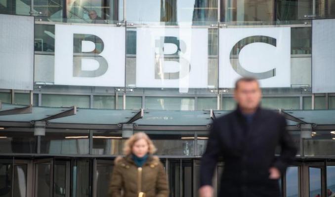 BBC'ye bankacı başkan geliyor