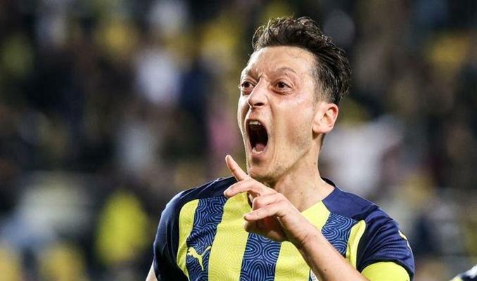 Mesut Özil'den kripto para sürprizi