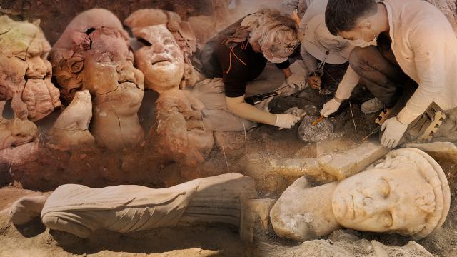 8 bin 500 yıllık miras müzesini bekliyor