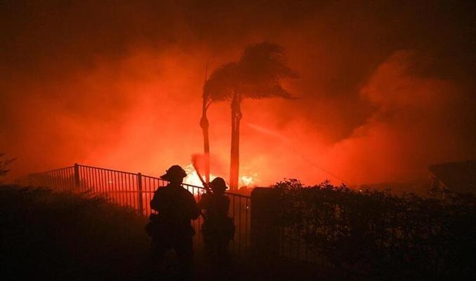 Yangın 3 gündür söndürülemiyor